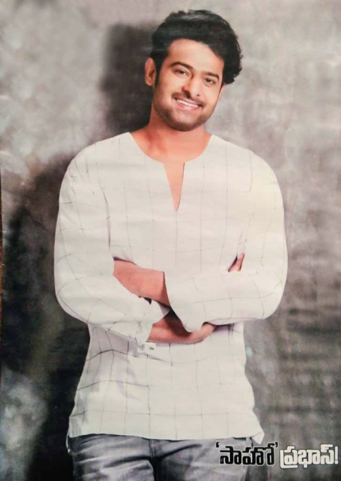 Prabhas resumes shooting for Saaho