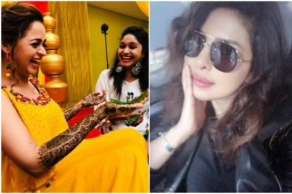 Priyanka Chopra wishes Malayalam actress Bhavana on her wedding and it is adorable