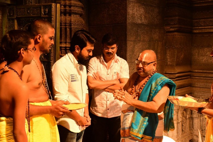 Photos: Ram Charan's film with Boyapati Srinu goes on floors