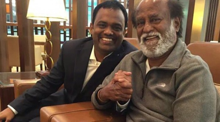 Lyca creative consultant resigns from his post to join Rajinikanth's political movement