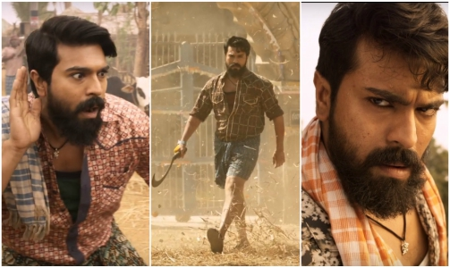 Rangasthalam Teaser: Ram Charan is impressive as 'Sound Engineer' Chitti Babu