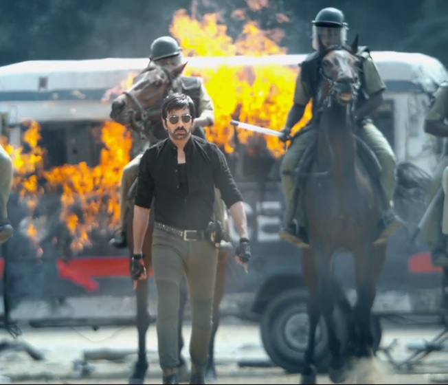Ravi Teja about Touch Chesi Chudu: If this film clicks at the box-office, all the credit should go to director Vikram Sirikonda