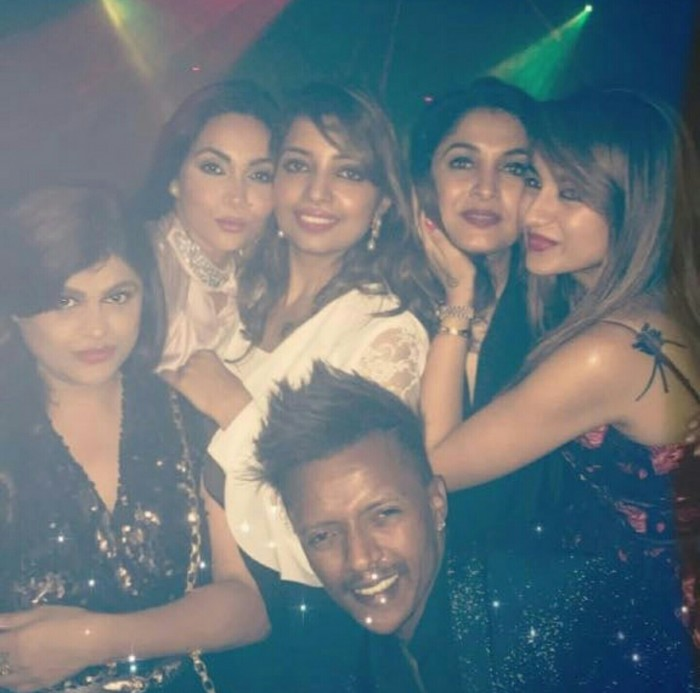 Photo Story: This is how South Indian stars ring in the new year