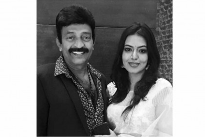 Actor Rajasekhar's daughter Shivani to make her acting debut with Telugu remake of '2 States'?