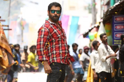 Box Office Report: Vikram starrer Sketch does decent business over the weekend