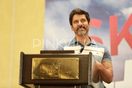 Sketch Success Meet: Vikram explains why he agreed to do the film
