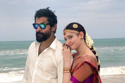 The director of Vikram starrer Sketch comments on its box office performance