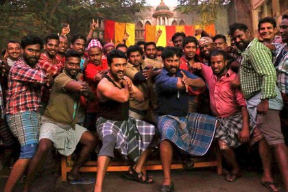 Suriya: Every day was a new learning experience to me with Thaana Serndha Koottam