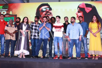 Photos: Suriya attends the success meet of 'Thaana Serndha Koottam'