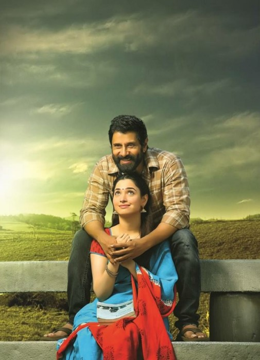 Vikram and Tamannaah make a classy pair in the latest still from Sketch