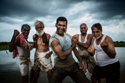 Trailer of Irumubu Thirai and teaser of Sandakozhi 2, both starring Vishal, to be released on same day