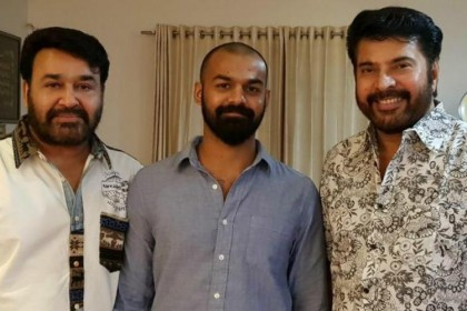 Superstar Mammootty writes a heartwarming post for Pranav Mohanlal