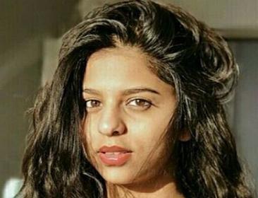 खुबसूरत अंदाज़ में नज़र आ रही हैं सुहाना खान