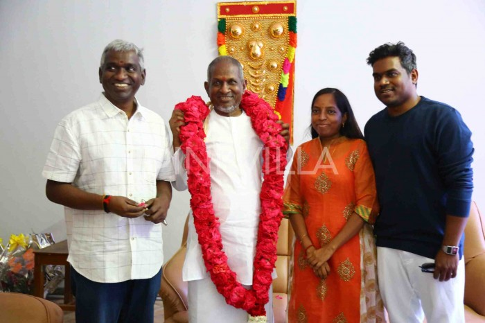 Ilayairaaja: Love from my well-wishers has always given me more inspiration