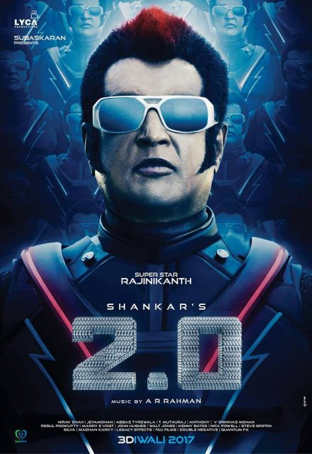 Here is an update on the release date of Rajinikanth's 2.0