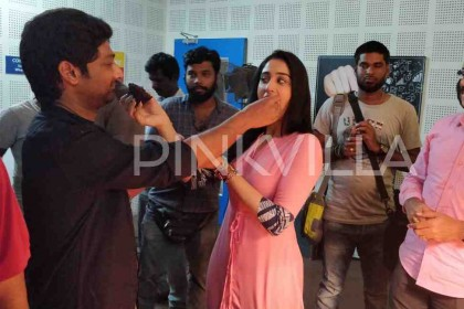 Photos: Regina Cassandra wraps up the shoot of Mr.Chandramouli starring Gautham Karthik