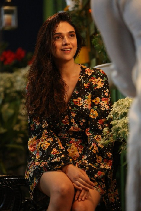 Aditi Rao Hydari: It's a privilege to be making my debut in Telugu with Mohankrishna Indraganti's Sammohanam