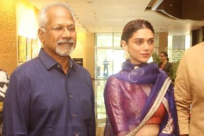 Aditi Rao Hydari teams up with Mani Ratnam again for his next multi-starrer