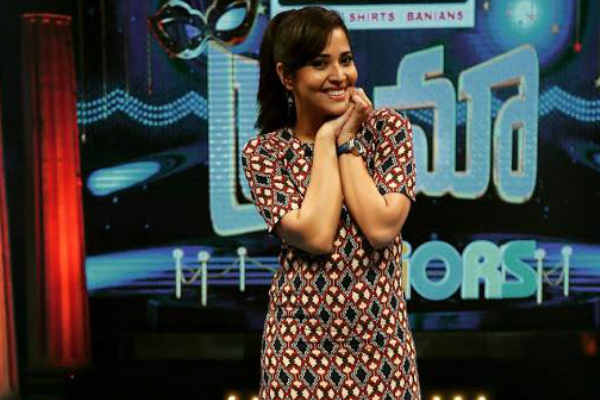 Why was a police complaint filed against Anasuya Bharadwaj? Read to know more
