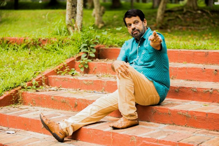 Politics not my cup of tea, says Malayalam filmmaker Balachandra Menon