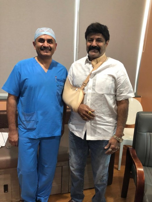 Telugu star Nandamuri Balakrishna undergoes surgery