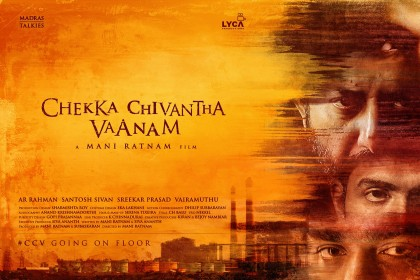 Official! Mani Ratnam's upcoming multi-starrer titled Chekka Chivantha Vaanam