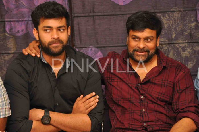 Photos: Chiranjeevi congratulates the makers of Varun Tej's Tholi Prema on its huge success