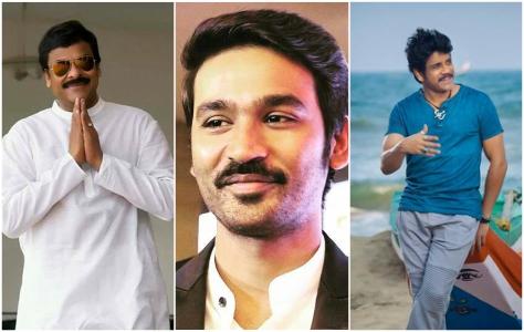 Will it be Nagarjuna or Chiranjeevi in Dhanush's upcoming directorial?