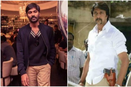 Kichcha Sudeep to star in Dhanush's second directorial? Read to know more
