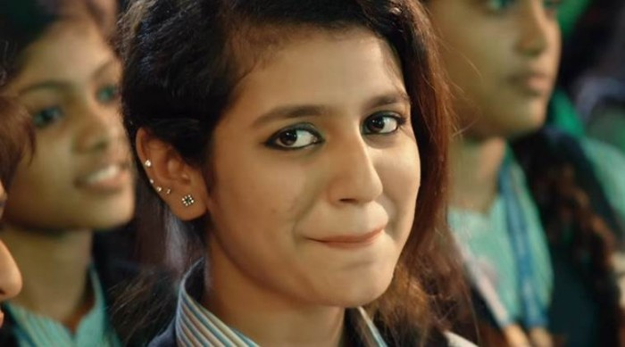 Fringe organisation demands a ban on Priya Varrier's viral video