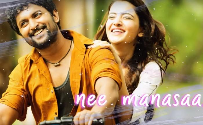 Second single I wanna Fly from Nani's Krishnarjuna Yudham is an euphonious romantic number