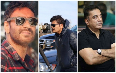 Director Shankar may rope in Bollywood actor Ajay Devgn in Indian 2