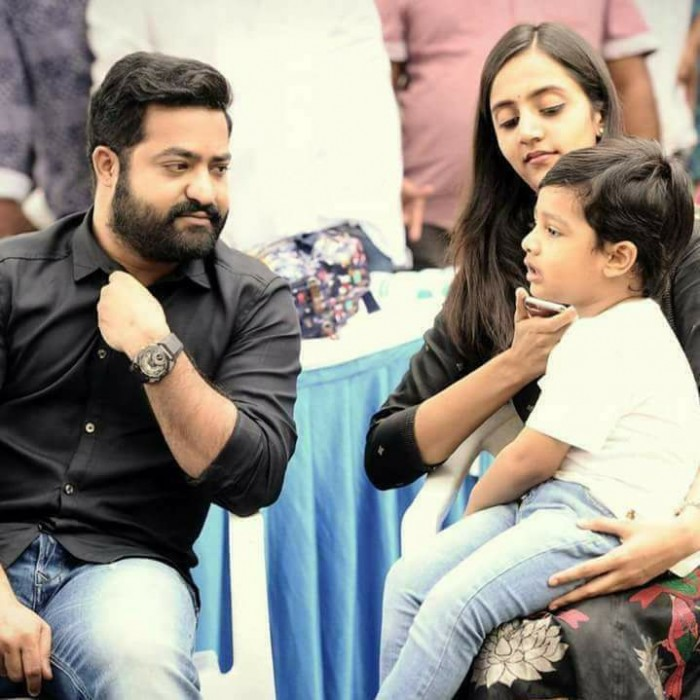 Jr NTR and wife Pranathi expecting their second child