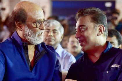 Kamal Haasan: I hope Rajinikanth's colour is not saffron because if it is, an alliance is unlikely