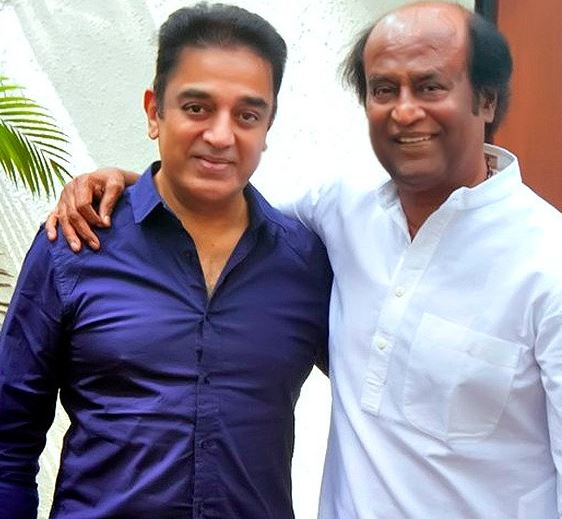 Kamal Haasan talks about a possible political alliance with Rajinikanth