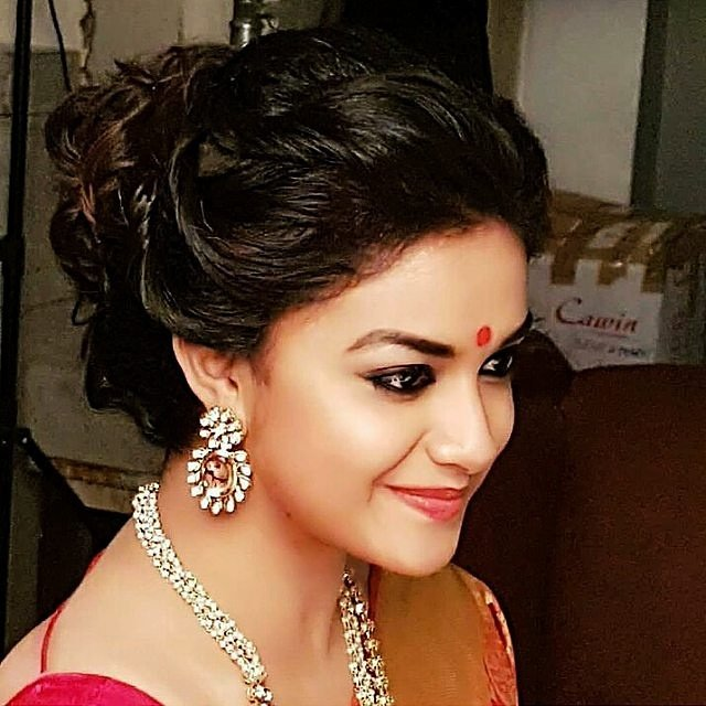 Did Keerthy Suresh gain weight for Mahanati? Here's her answer