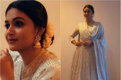 Yay or Nay: Keerthy Suresh in Faabiiana