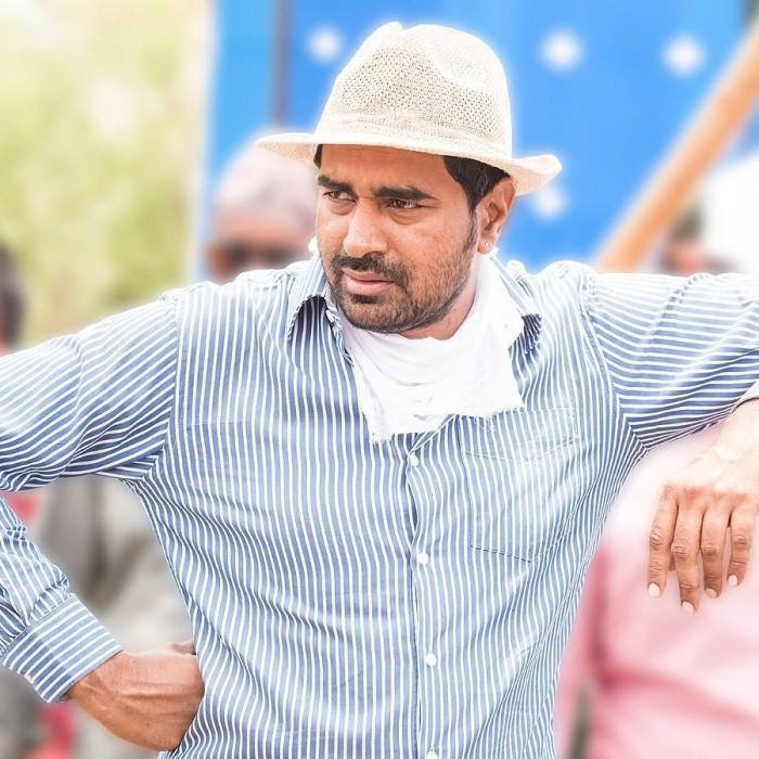 Director Krish's next titled Aham Brahmasmi; To be made on a huge budget