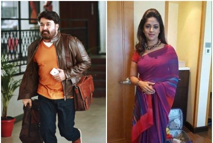 Mohanlal and Nadia will reunite after three decades in Ajoy Varma's action-thriller