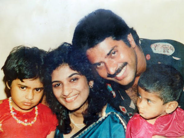 Mammootty is a true family man and here's why