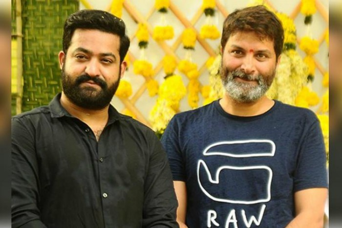Jr NTR's film with Trivikram to go on the floors from March