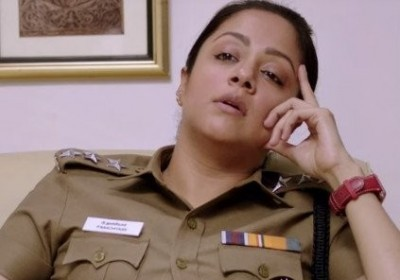 Jyothika's cold body language will leave you stunned