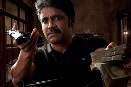 Nagarjuna's Officer could be loosely similar to Taken, reports