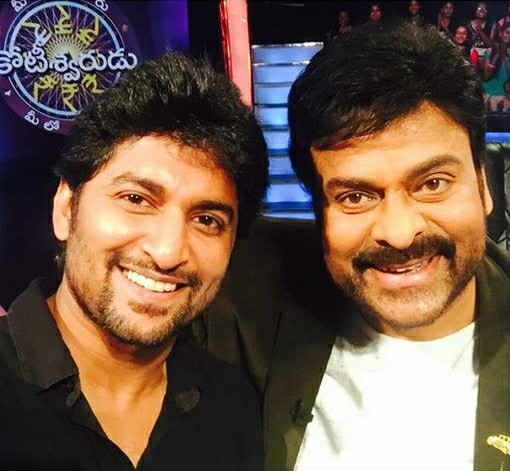 I want to remake the yesteryear comical blockbuster hit of Mega Star Chiranjeevi, says actor Nani