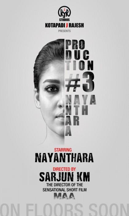 Nayanthara to star in 'Lakshmi' director's next