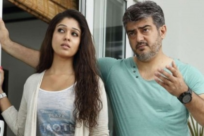 Nayanthara to star opposite Ajith Kumar in Viswasam