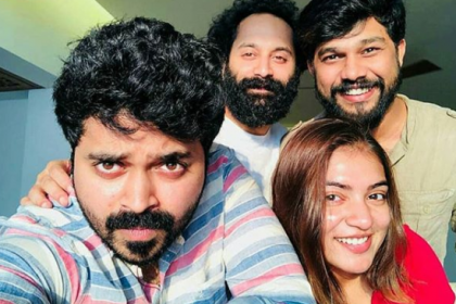 Nazriya Nazim and Fahadh's 'Family Selfie' is the best thing you will see today