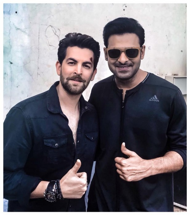 Neil Nitin Mukesh: 'Saaho' director Sujeeth is brilliant