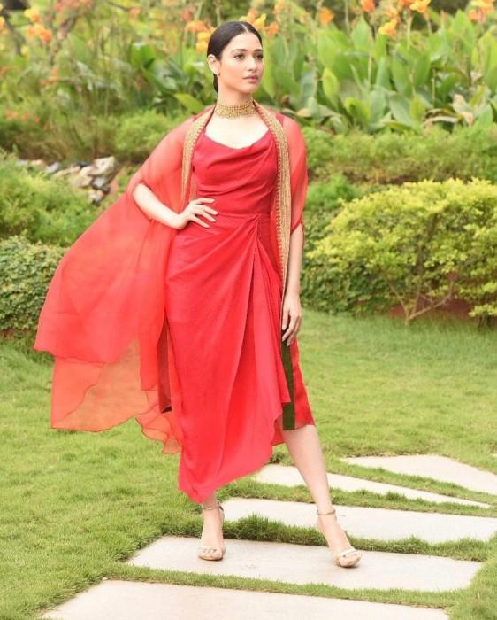 Photos: A ravishing Tamannaah Bhatia at an event
