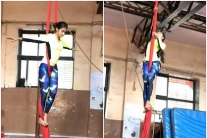 Watch Video: Pooja Hegde gives us major fitness goals with her workout regimen